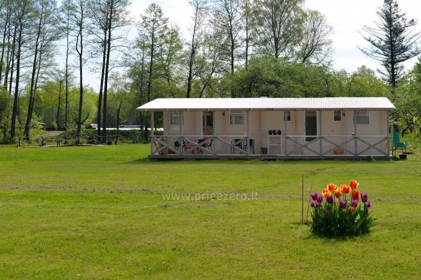 Villa Grutas ezera krastā - pirts ar kublu, brīvdienu māja - 11