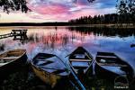 Guļbūve uz ezera krastā Baluošas - 9