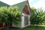 Privātā koka māja ģimenei Druskininkai - 2