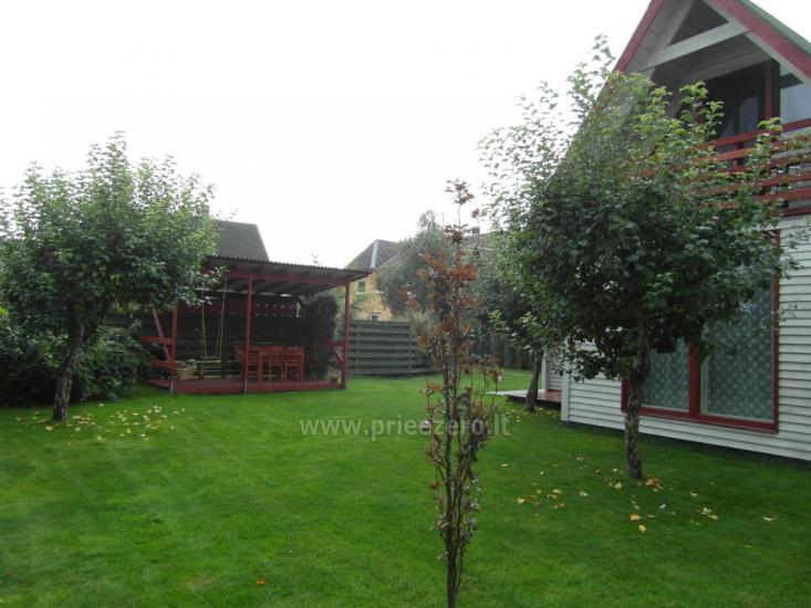 Privātā koka māja ģimenei Druskininkai - 6