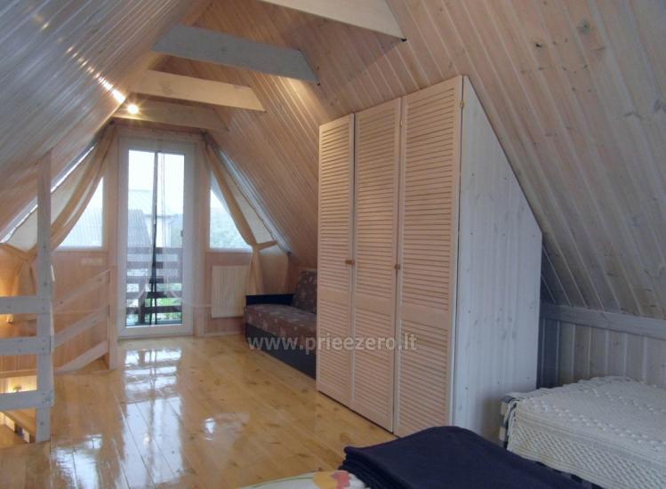 Privātā koka māja ģimenei Druskininkai - 13