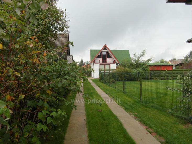 Privātā koka māja ģimenei Druskininkai - 7