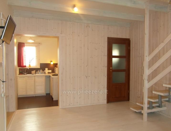 Privātā koka māja ģimenei Druskininkai - 16