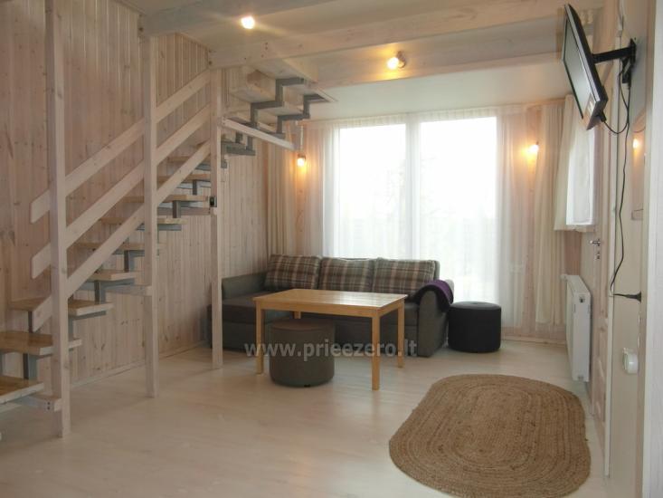 Privātā koka māja ģimenei Druskininkai - 1