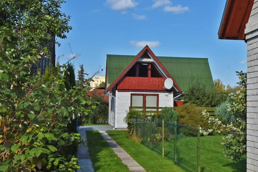 Privātā koka māja ģimenei Druskininkai - 8