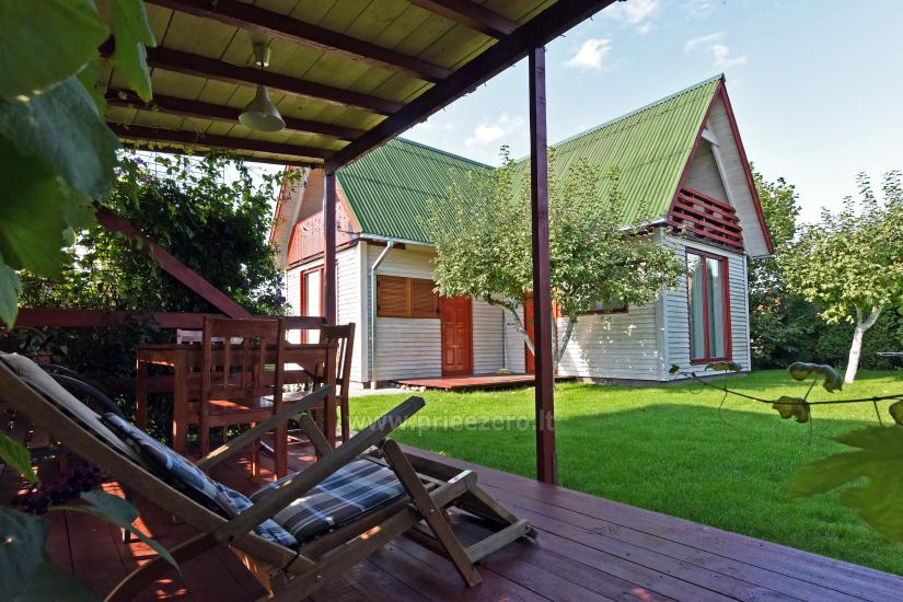 Privātā koka māja ģimenei Druskininkai - 4