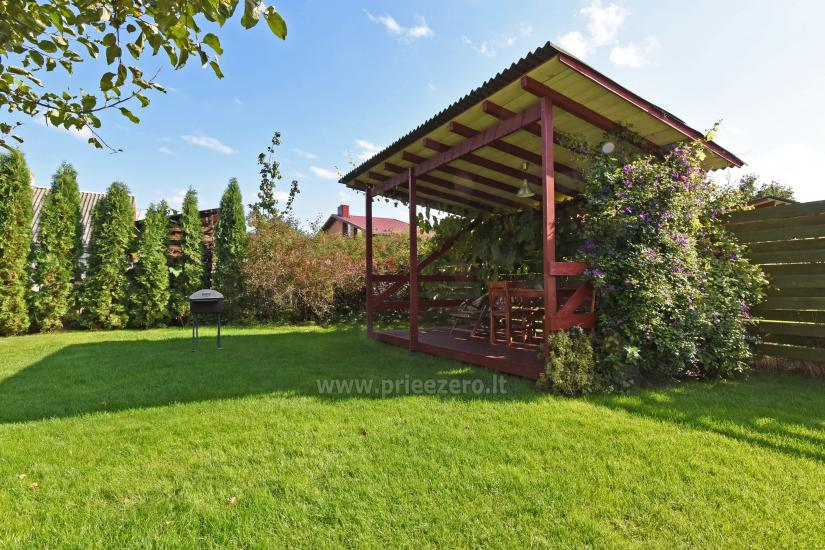 Privātā koka māja ģimenei Druskininkai - 10