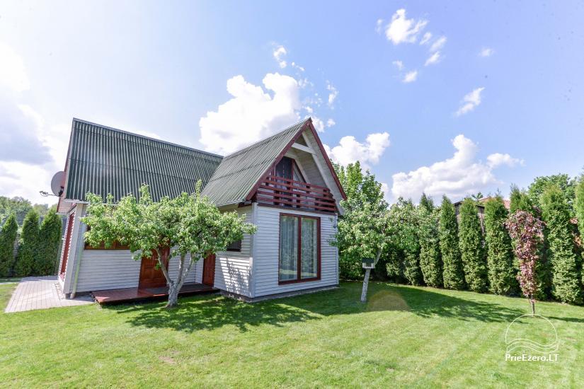 Privātā koka māja ģimenei Druskininkai - 22