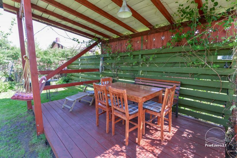 Privātā koka māja ģimenei Druskininkai - 23