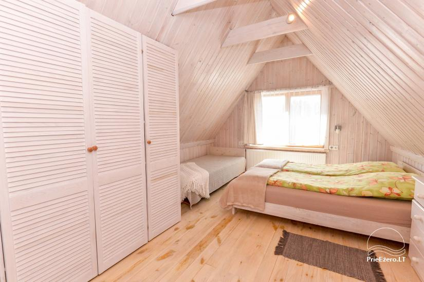 Privātā koka māja ģimenei Druskininkai - 29