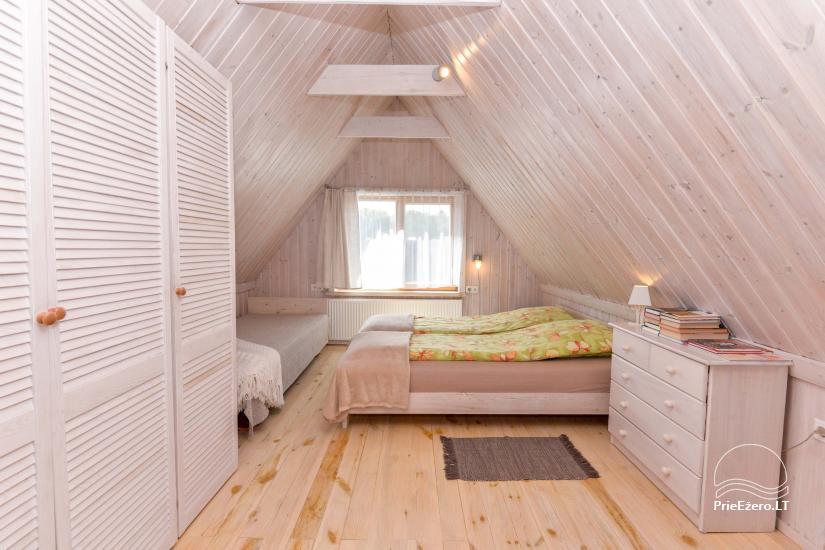 Privātā koka māja ģimenei Druskininkai - 31