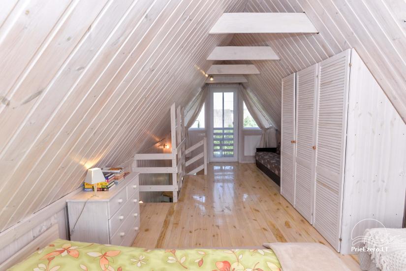 Privātā koka māja ģimenei Druskininkai - 34