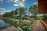 Lauku māja Vila Viesai ezera krastā - villas, brīvdienu mājas ar saunām Traku rajonā - 5