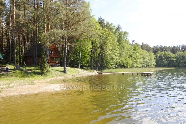 Lauku mājas pie ezera Giedavardis - 3