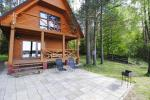 Lauku mājas pie ezera Giedavardis - 4
