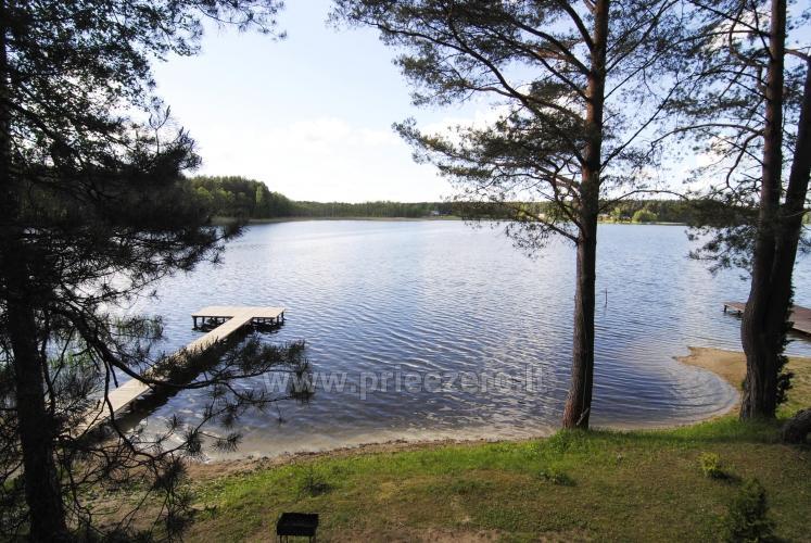 Lauku mājas pie ezera Giedavardis - 5