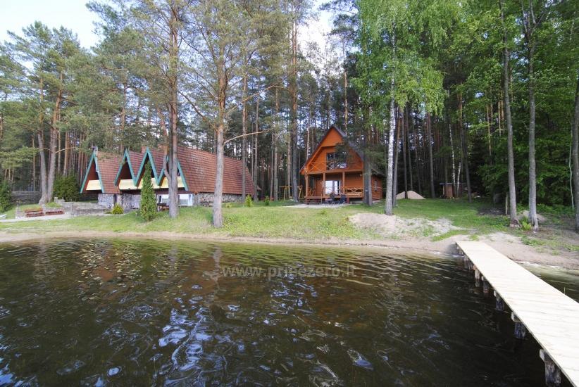 Lauku mājas pie ezera Giedavardis - 2