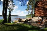 Lauku mājas pie ezera Giedavardis