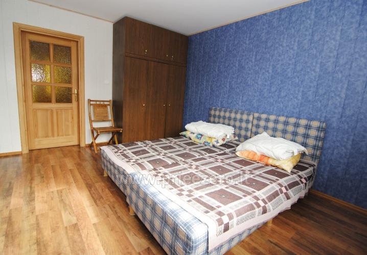 Numuri un dzīvokļi Gulbės mājā Druskininkos - 11