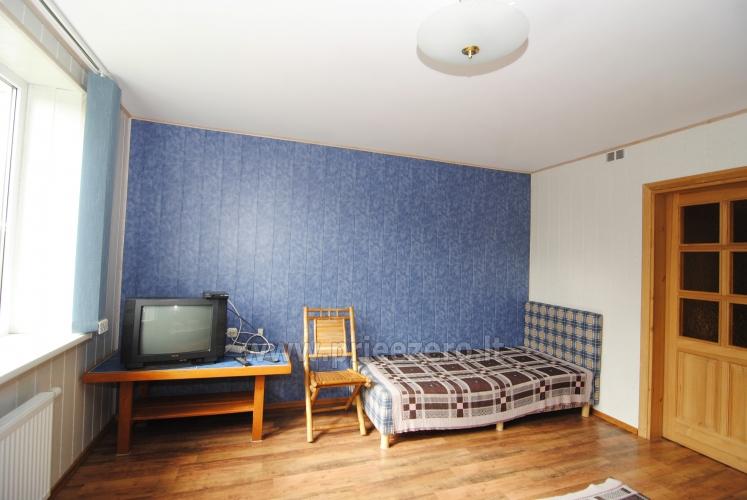 Numuri un dzīvokļi Gulbės mājā Druskininkos - 12
