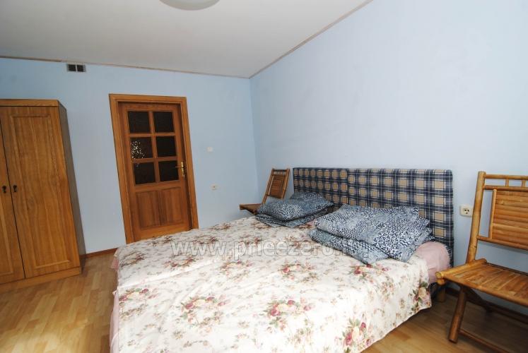 Numuri un dzīvokļi Gulbės mājā Druskininkos - 14