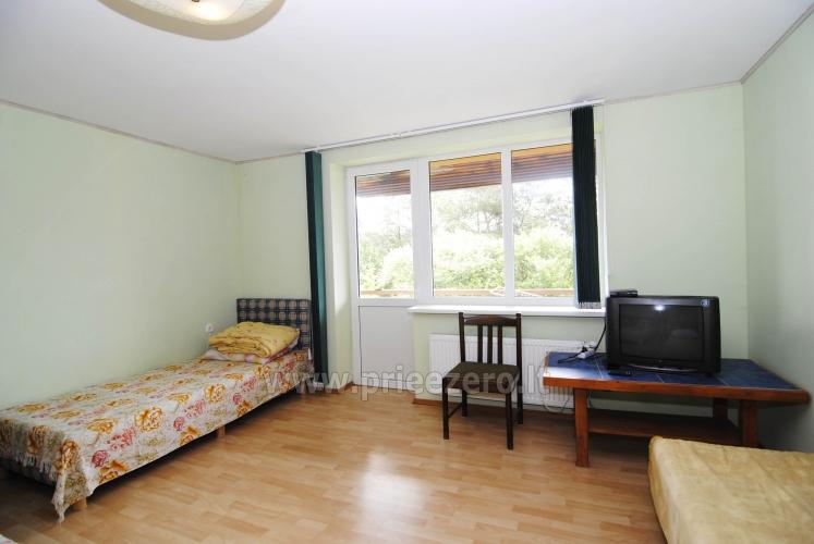 Numuri un dzīvokļi Gulbės mājā Druskininkos - 16