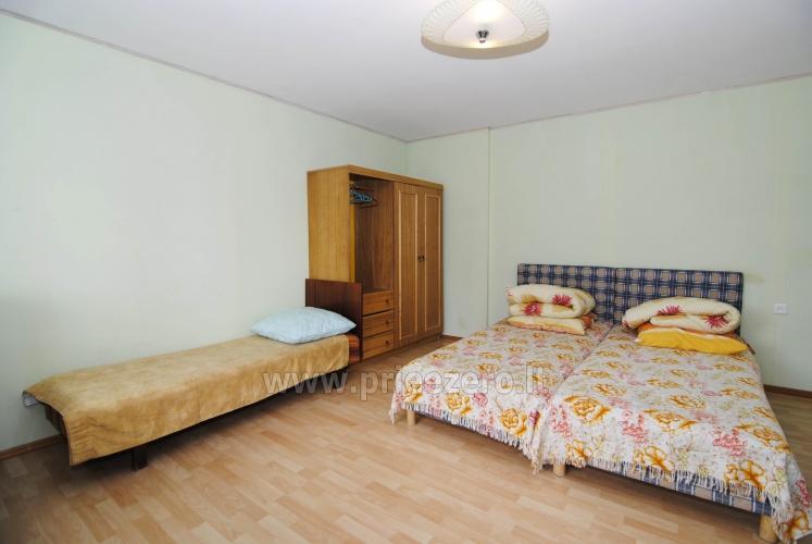 Numuri un dzīvokļi Gulbės mājā Druskininkos - 17