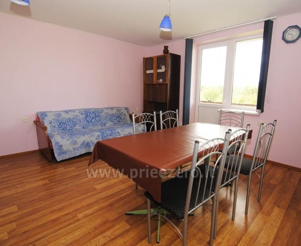 Numuri un dzīvokļi Gulbės mājā Druskininkos - 20
