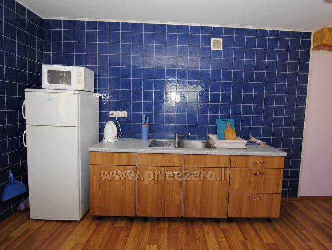 Numuri un dzīvokļi Gulbės mājā Druskininkos - 21