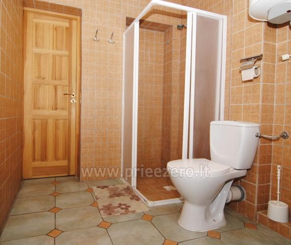 Numuri un dzīvokļi Gulbės mājā Druskininkos - 24