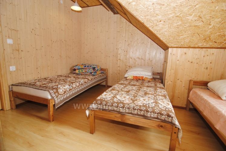 Numuri un dzīvokļi Gulbės mājā Druskininkos - 28