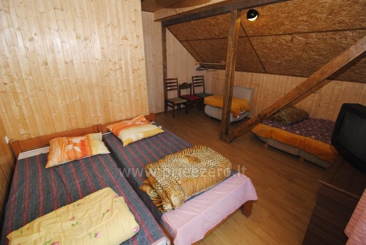 Numuri un dzīvokļi Gulbės mājā Druskininkos - 31