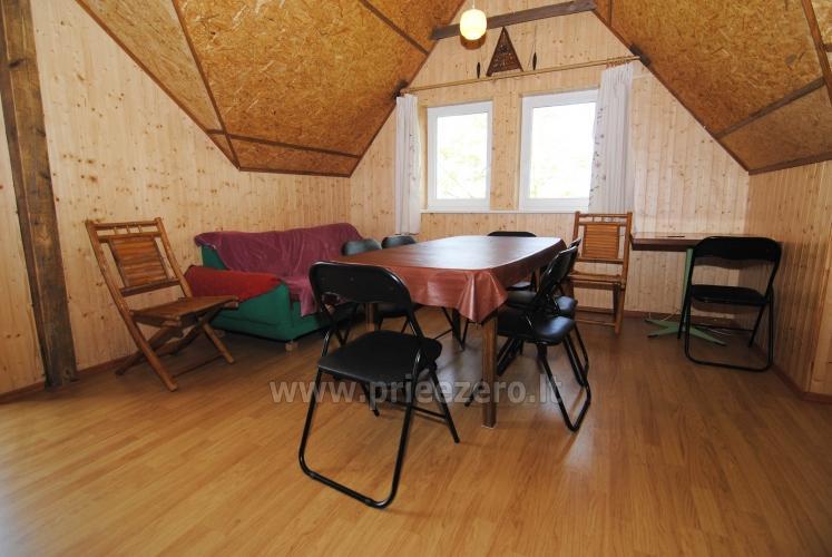 Numuri un dzīvokļi Gulbės mājā Druskininkos - 33