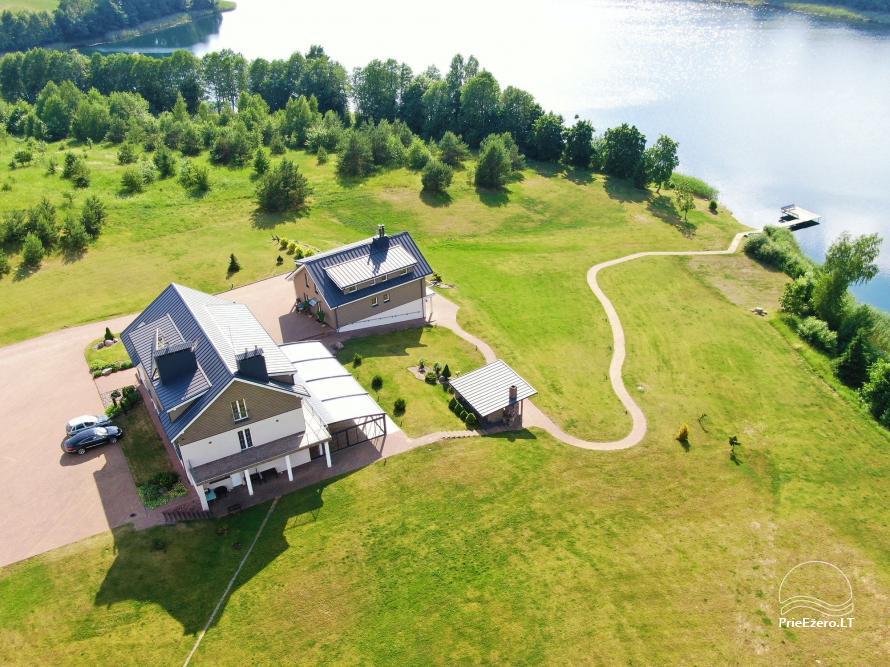 Villa ILGAI - viensēta pie ezera, netālu no Trakai - 2