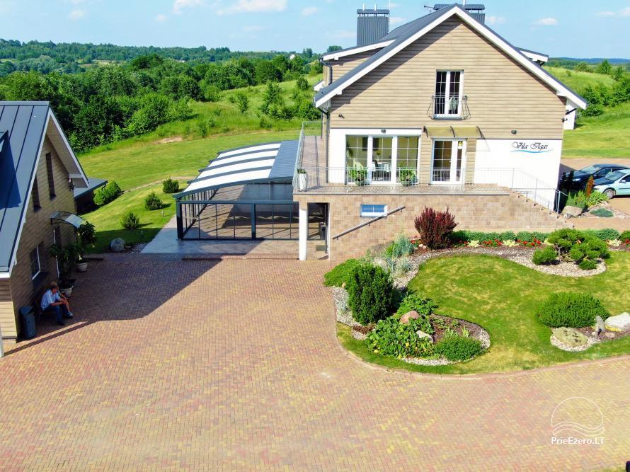 Villa ILGAI - viensēta pie ezera, netālu no Trakai - 54