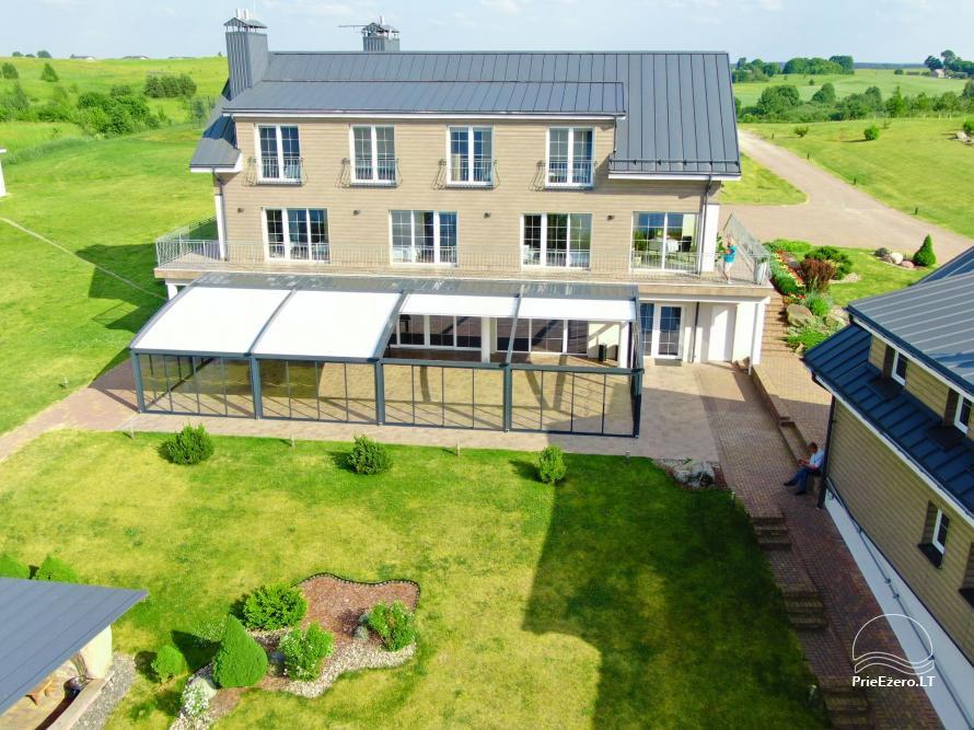 Villa ILGAI - viensēta pie ezera, netālu no Trakai - 55