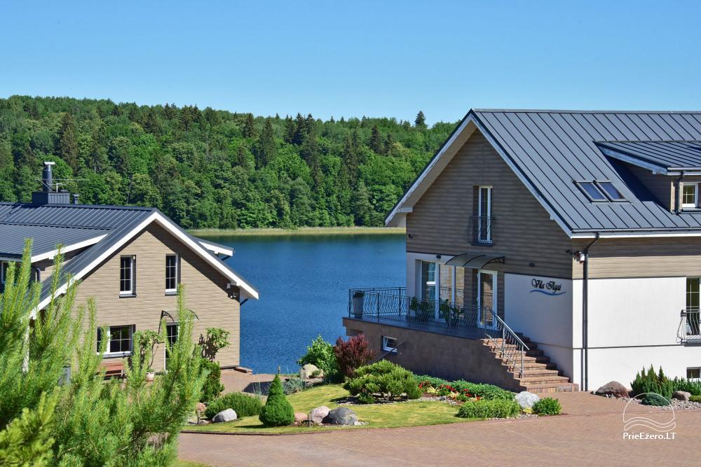 Villa ILGAI - viensēta pie ezera, netālu no Trakai - 1