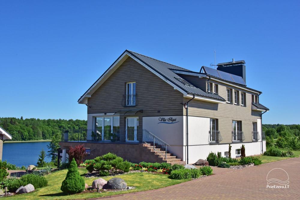 Villa ILGAI - viensēta pie ezera, netālu no Trakai - 8