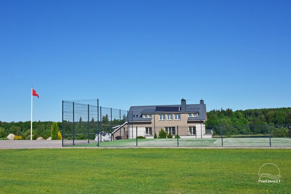 Villa ILGAI - viensēta pie ezera, netālu no Trakai - 9