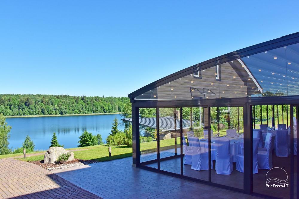 Villa ILGAI - viensēta pie ezera, netālu no Trakai - 12