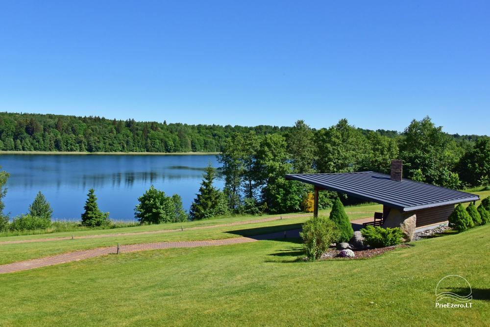 Villa ILGAI - viensēta pie ezera, netālu no Trakai - 16