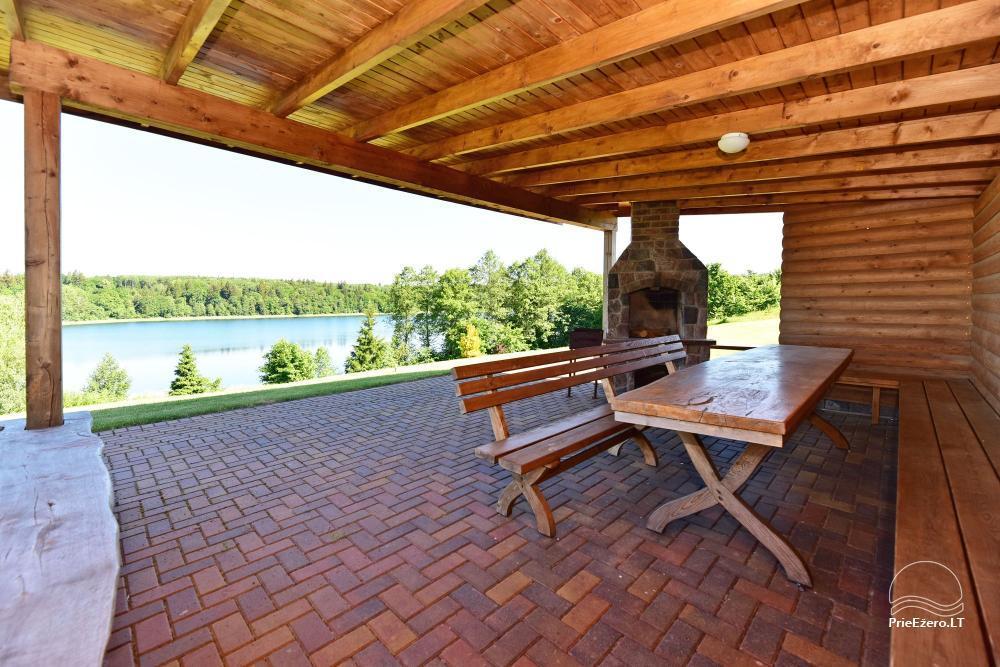 Villa ILGAI - viensēta pie ezera, netālu no Trakai - 17