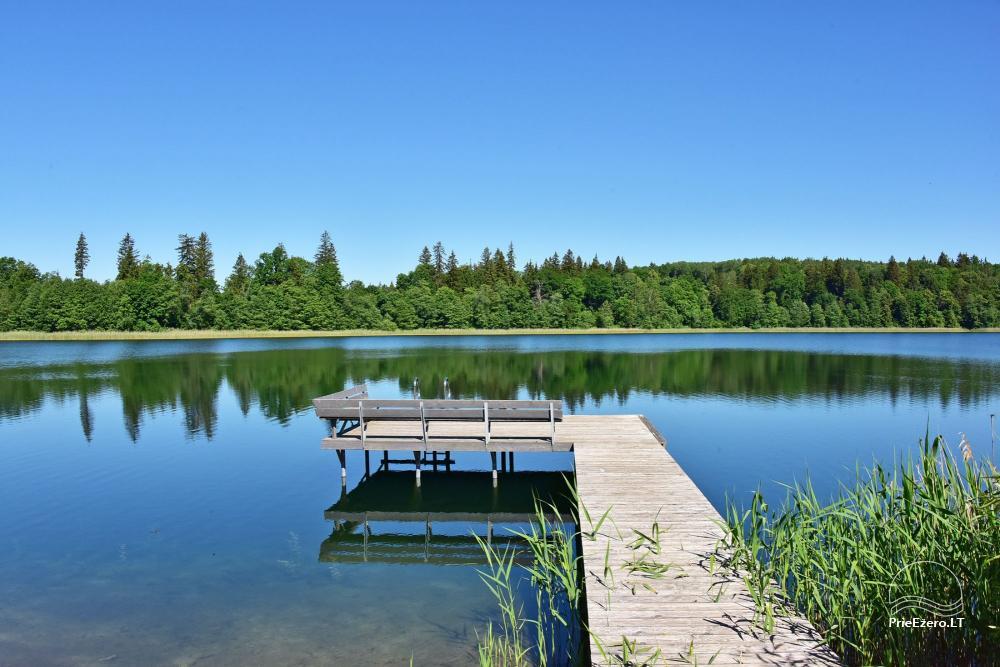 Villa ILGAI - viensēta pie ezera, netālu no Trakai - 19