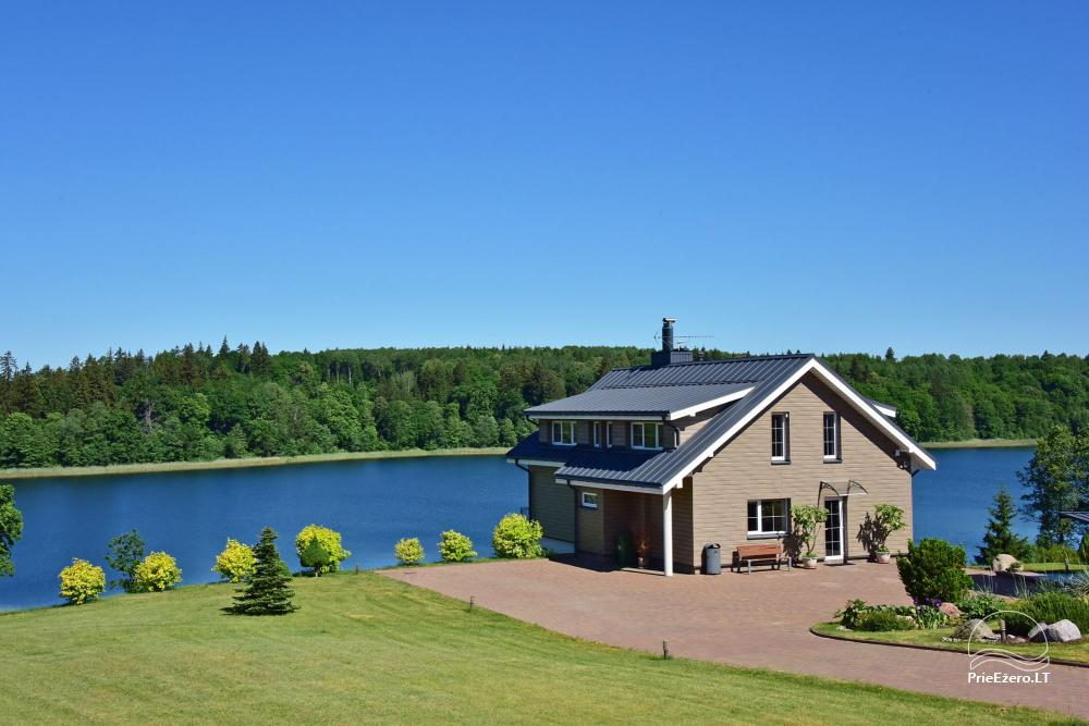 Villa ILGAI - viensēta pie ezera, netālu no Trakai - 41