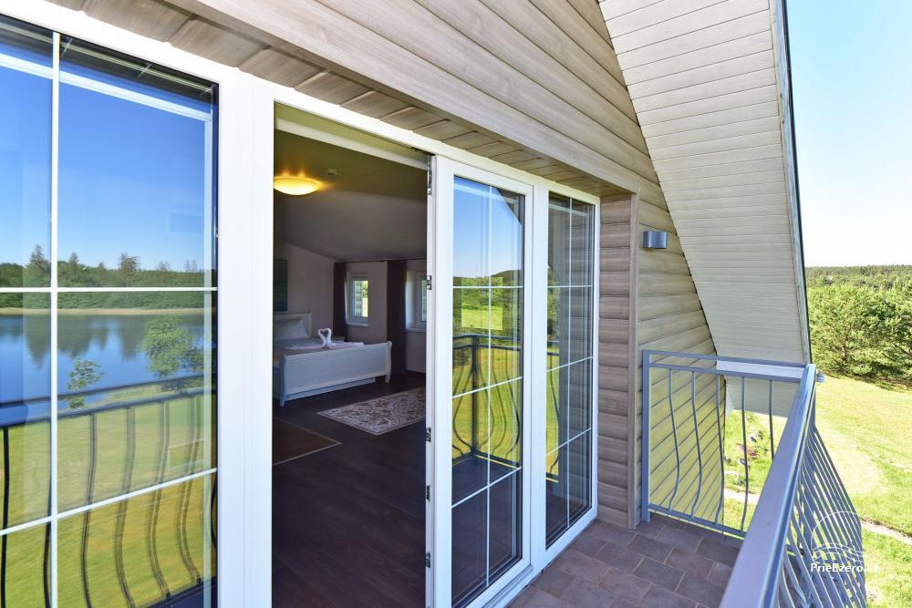 Villa ILGAI - viensēta pie ezera, netālu no Trakai - 29