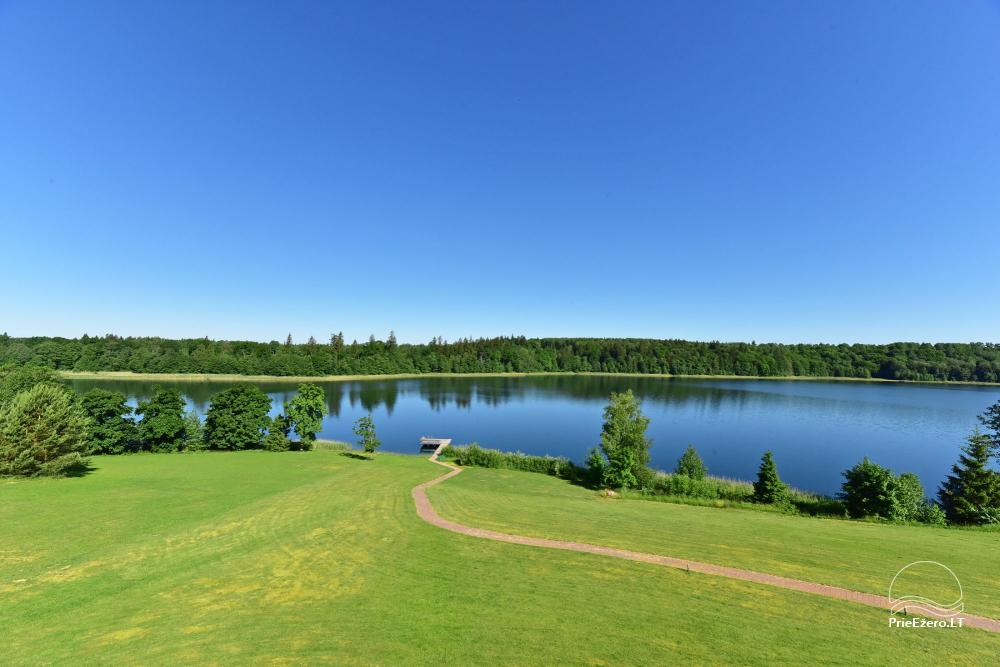 Villa ILGAI - viensēta pie ezera, netālu no Trakai - 18