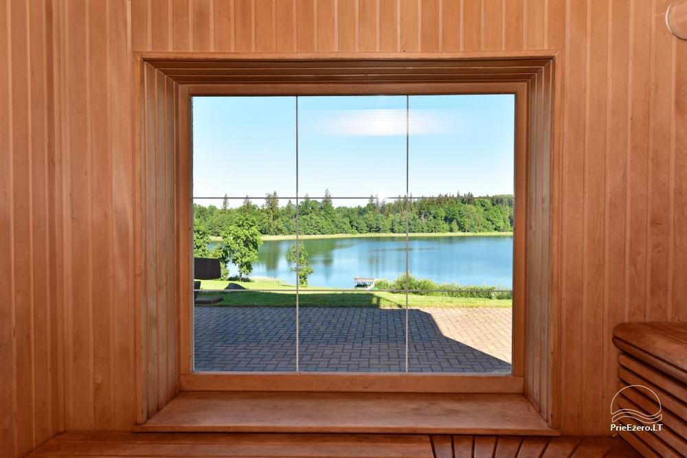 Villa ILGAI - viensēta pie ezera, netālu no Trakai - 47
