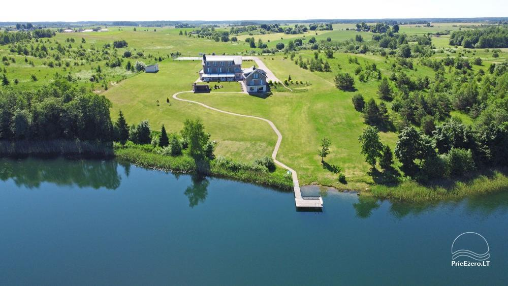 Villa ILGAI - viensēta pie ezera, netālu no Trakai - 15