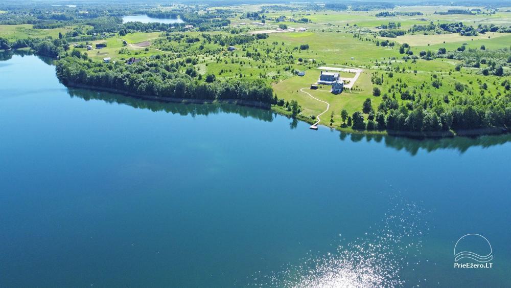Villa ILGAI - viensēta pie ezera, netālu no Trakai - 3
