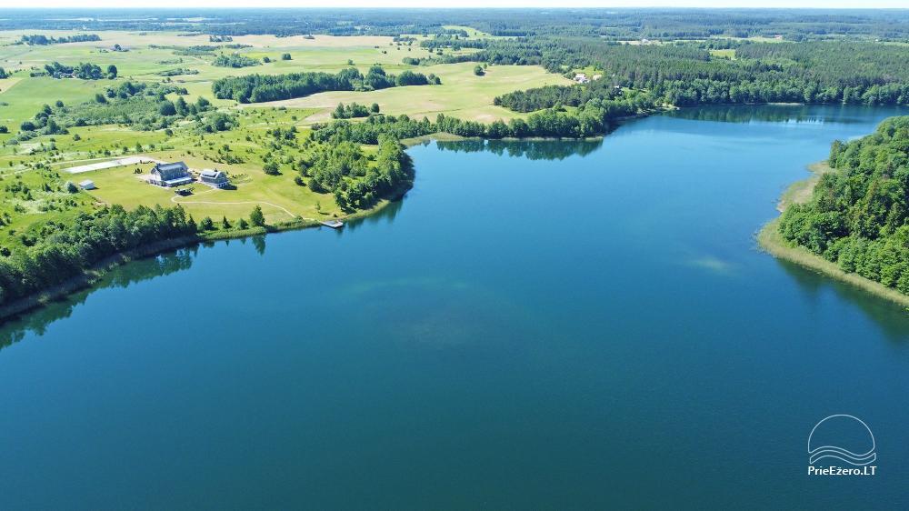 Villa ILGAI - viensēta pie ezera, netālu no Trakai - 4